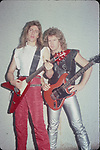 Night Ranger<br /> May 1984<br /> Pennsylvania