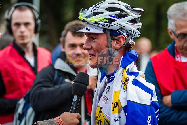 Yves LAMPAERT (BEL), Topsport Vlaanderen - Baloise, wins Arnhem Veenendaal Classic , UCI 1.1, Veenendaal, The Netherlands, 22 August 2014, Photo by Thomas van Bracht / Peloton Photos