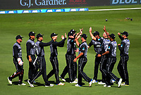 180122 T20 Cricket - NZ Black Caps v Pakistan