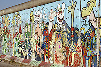 'Graffiti III - Berlin Wall west zone.10 November 1989