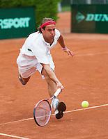 15-08-12, Netherlands, Amstelveen, Tennis, NTK, Peter Lucassen