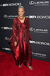 WASHINGTON, DC - JANUARY 24: Honoree Dr. Johnnetta Betsch Cole attends The BET Honors at the Warner Theatre on January 24, 2015 in Washington, D.C. Photo Credit: Morris Melvin / Retna Ltd.