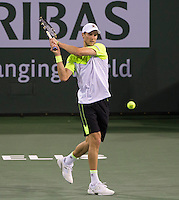 ANDREAS SEPPI (ITA)<br /> <br /> Tennis - BNP PARIBAS OPEN 2015 - Indian Wells - ATP 1000 - WTA Premier -  Indian Wells Tennis Garden  - United States of America - 2015<br /> &copy; AMN IMAGES