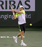 ANDREAS SEPPI (ITA)<br /> <br /> Tennis - BNP PARIBAS OPEN 2015 - Indian Wells - ATP 1000 - WTA Premier -  Indian Wells Tennis Garden  - United States of America - 2015<br /> &copy; AMN IMAGES