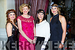 Leona Hennessy, Eimer Corridan Ann Marie Banbred, Sinead Marron at the Great Gatsby Gala in the Malton Hotel on Friday night