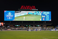 SAN JOSE, CA - DECEMBER 6: General view during a game between UCLA and Stanford Soccer W at Avaya Stadium on December 6, 2019 in San Jose, California.