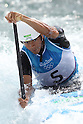 Takuya Haneda (JPN), <br /> AUGUST 7, 2016 - Canoe Slalom : <br /> Men's Canoe Single Heat <br /> at Whitewater Stadium <br /> during the Rio 2016 Olympic Games in Rio de Janeiro, Brazil. <br /> (Photo by Koji Aoki/AFLO SPORT)