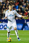 Carlos Henrique Casemiro of Real Madrid in action during the La Liga 2017-18 match between Levante UD and Real Madrid at Estadio Ciutat de Valencia on 03 February 2018 in Valencia, Spain. Photo by Maria Jose Segovia Carmona / Power Sport Images
