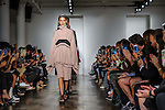 Parsons MFA: New York Fashion Week S/S 2016