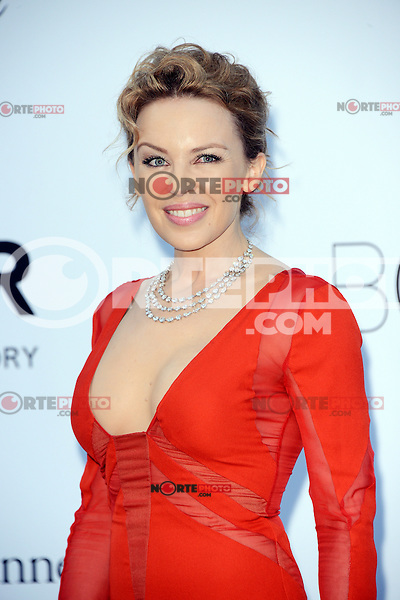 Kylie Minogue attending the 2012 amfAR Cinema Against AIDS Gala at Hotel du Cap-Eden-Roc in Antibes, France on 24.5.2012. Credit: Timm/face to face / Mediapunchinc / Mediapunchinc