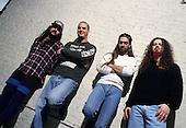 PANTERA: Dimebag Darrell Abbott: 1990's.Photo Credit: Eddie Malluk/AtlasIcons.com