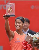 WTA Claro Open Colsanitas 2015, Club El Rancho, Bogotá, Colombia, 11/19 Abril-2015