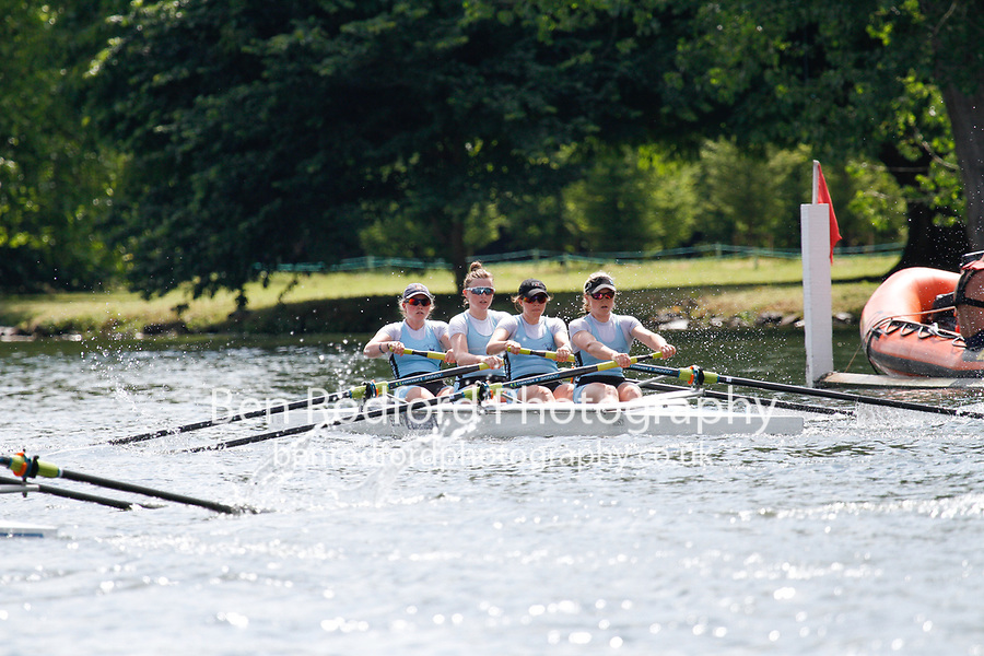Race: 172 S4- Quarter-Final - Worcester RC vs Edinburgh Univ<br /> <br /> Henley Women's Regatta 2017<br /> <br /> To purchase this photo, or to see pricing information for Prints and Downloads, click the blue 'Add to Cart' button at the top-right of the page.