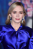 LONDON, UK. December 12, 2018: Emily Blunt at the UK premiere of &quot;Mary Poppins Returns&quot; at the Royal Albert Hall, London.<br /> Picture: Steve Vas/Featureflash