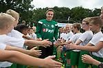 27-07-2017, Voetbalkamp, Norg, Jeugd, Ruben Jenssen of FC Groningen,