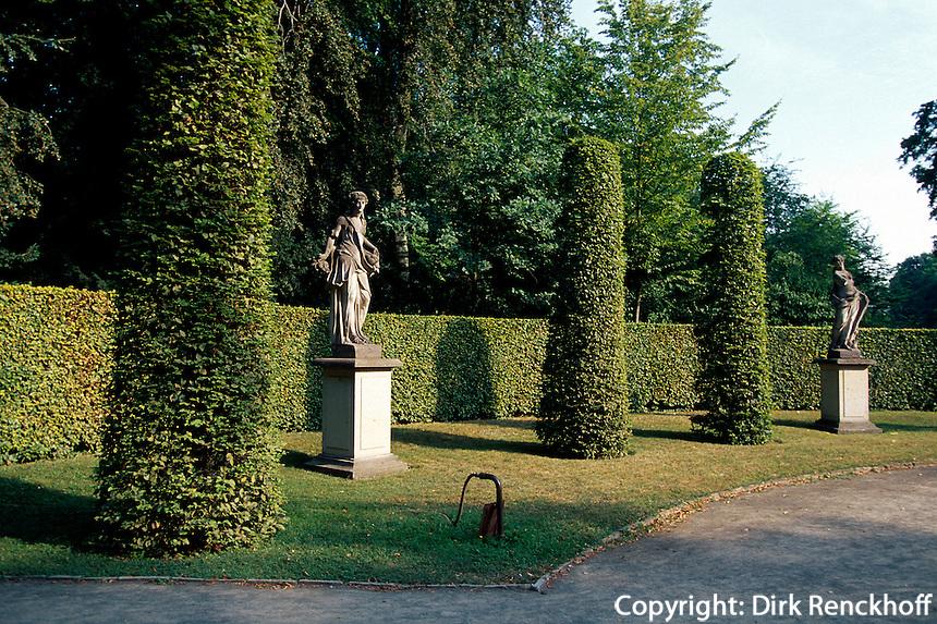 Sanssouci, Park,  Potsdam, Deutschland, Unesco-Weltkulturerbe