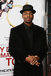 Tobias Truvillion (One Life To Live) attends the premiere of Tyler Perry's Why Did I Get Married Too? on March 22, 2010 at the School Of Visual Ats Theater, New York City, NY. (Photos by Sue Coflin/Max Photos)