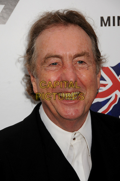 ERIC IDLE.BritWeek 2009 Champagne VIP Reception at a Private Residence, Los Angeles, CA, USA..April 23rd, 2009.headshot portrait black smiling bad teeth .CAP/ADM/BP.©Byron Purvis/AdMedia/Capital Pictures.