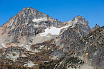 Black Peak in the North Cascade range of Washington State.