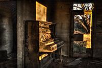 Melancholy Piano