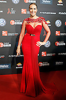 Singer Monica Naranjo during Barcelona 5th AIDS Ceremony. November 24,2014.(ALTERPHOTOS/Acero) /NortePhoto<br />