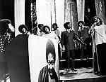 Edwin Hawkins Singers 1969 Edwin Hawkins Dorothy Combs Morrison<br /> &copy; Chris Walter