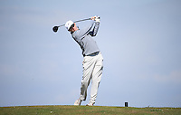 Henry Sheridan Mills during Round Two of the West of England Championship 2016, at Royal North Devon Golf Club, Westward Ho!, Devon  23/04/2016. Picture: Golffile | David Lloyd<br /> <br /> All photos usage must carry mandatory copyright credit (&copy; Golffile | David Lloyd)
