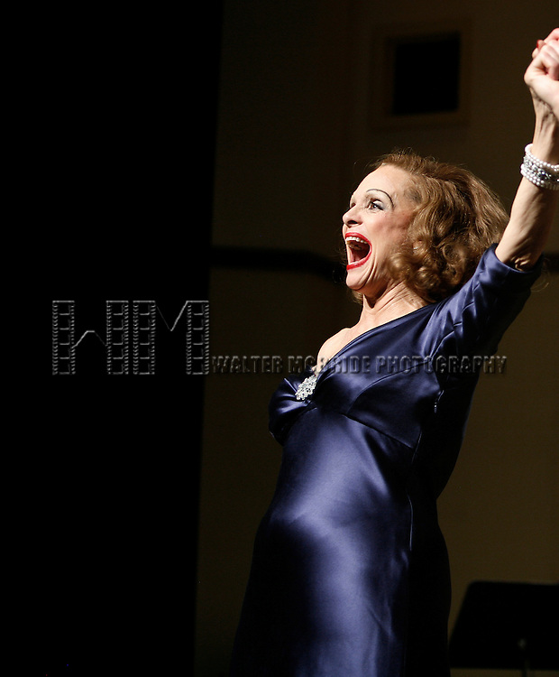 "***Exclusive Coverage***.Curtain Call for ""LOOPED"" starring Valerie Harper as Tallulah Bankhead at the Arena Stage - Ford Theatre  in Washington, D.C. June 12, 2009."