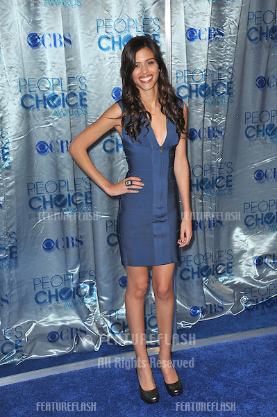Mahaley Hessam at the 2011 Peoples' Choice Awards at the Nokia Theatre L.A. Live in downtown Los Angeles..January 5, 2011  Los Angeles, CA.Picture: Paul Smith / Featureflash