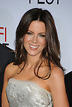 "HOLLYWOOD, CA. - November 03: Kate Beckinsale arrives at the AFI FEST 2009 Screening Of Miramax's ""Everbody's Fine"" on November 3, 2009 in Hollywood, California."