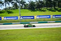 #88 TIANSHI RACING TEAM (CHN) AUDI R8 LMS GT XU WEI (CHN) CHEN WEI AN (CHN) DRIES VANTHOOR (BEL)