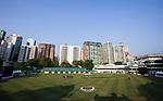 Kowloon Cricket Club is seen during Day 2 of Hong Kong Cricket World Sixes 2017 match between Hong Kong Women's Team vs The Dragons Team on 29 October 2017, in Hong Kong, China. Photo by Vivek Prakash / Power Sport Images