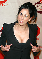 Sarah Silverman, 2002, Photo By John Barrett/PHOTOlink