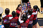 Misaki Mukotani (JPN), <br /> AUGUST 24, 2018 - Bowling : <br /> Women's Team of Six Block2 <br /> at Jakabaring Sport Center Bowling Center <br /> during the 2018 Jakarta Palembang Asian Games <br /> in Palembang, Indonesia. <br /> (Photo by Yohei Osada/AFLO SPORT)