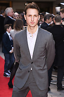 Ben Lloyd Hughes<br /> at the Empire magazine Film Awards 2016 held at the Grosvenor House Hotel, London<br /> <br /> <br /> ©Ash Knotek  D3100 20/03/2016