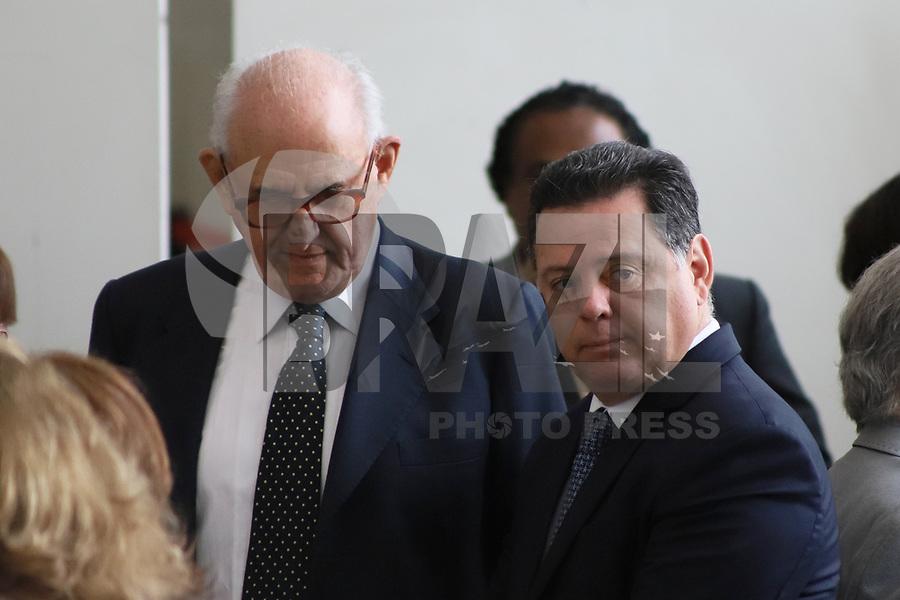 SÃO PAULO, SP, 02.09.2019 - POLITICA-SP - Marconi Perillo (PSDB/GO), Ex-Senador e Ex-Governador de Goiás, participa do velório do Ex-Governador de São Paulo, Alberto Goldman, na Assembléia Legislativa do Estado de São Paulo, nesta segunda-feira, 2. (Foto Charles Sholl/Brazil Photo Press/Folhapress)