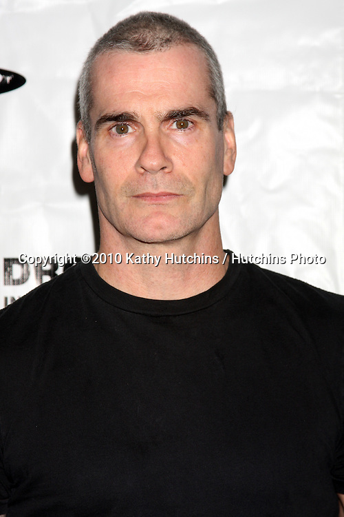 """LOS ANGELES - OCT 19:  Henry Rollins arrives at the Drop in the Bucket """"Cause on the Rocks"""" Fundraiser at Viceroy Hotel on October 19, 2010 in Santa Monica, CA"""