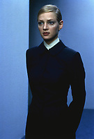 Gattaca (1997) <br /> Uma Thurman<br /> *Filmstill - Editorial Use Only*<br /> CAP/KFS<br /> Image supplied by Capital Pictures