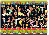Alfredo, DECOUPAGE, paintings(BRTOD1352,#DP#) illustrations, pinturas