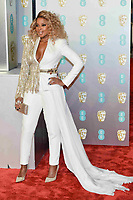 LONDON, UK - FEBRUARY 10: Mary J. Blige at the 72nd British Academy Film Awards held at Albert Hall on February 10, 2019 in London, United Kingdom. Photo: imageSPACE/MediaPunch<br /> CAP/MPI/IS<br /> ©IS/MPI/Capital Pictures
