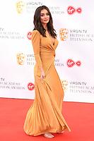 Amy Jackson<br /> arriving for the BAFTA TV Awards 2018 at the Royal Festival Hall, London<br /> <br /> ©Ash Knotek  D3401  13/05/2018