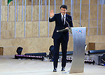 Mateo Renzi Opening Ceremony at the first day of Expo Milano 2015, in Milan on May 1, 2015.