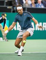 14-02-13, Tennis, Rotterdam, ABNAMROWTT, Juan Martin Del Potro