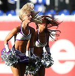 29.07.2010, Brita Arena, Wiesbaden, GER, Football EM 2010, Team Finland vs Team Germany, im Bild Cheerleader,  EXPA Pictures © 2010, PhotoCredit: EXPA/ T. Haumer