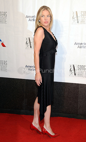 NEW YORK, NY - JUNE 09: Diana Krall attends the 47th Annual Songwriters Hall Of Fame Induction And Awards Gala at The New York Marriott Marquis on June 9, 2016 in New York City.  Photo Credit:John Palmer/ Media Punch