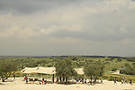 Israel, Shephelah, Tel Maresha at Beth Guvrin national park
