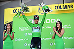 Peter Sagan (SVK) Bora-Hansgrohe wins Stage 5 and retains the points Gren Jersey of the 2019 Tour de France running 175.5km from Saint-Die-des-Vosges to Colmar, France. 10th July 2019.<br /> Picture: ASO/Alex Broadway | Cyclefile<br /> All photos usage must carry mandatory copyright credit (© Cyclefile | ASO/Alex Broadway)