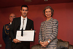 20141016 Queen Sofia attends the 2014 Reina Sofia Music Compisition Award