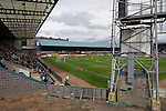 Dundee taking on visitors Greenock Morton in a Scottish League First Division match at Dens Park stadium. The visitors won by one goal to nil watched by a crowd of 4,096. Dundee  stadium was situated on the same street as their city rival Dundee United, whose Tannadice Park ground was situated a few hundred yards away.