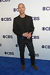 Vladimir Duthiers arrives at the CBS Upfront at The Plaza Hotel in New York City on May 17, 2017.